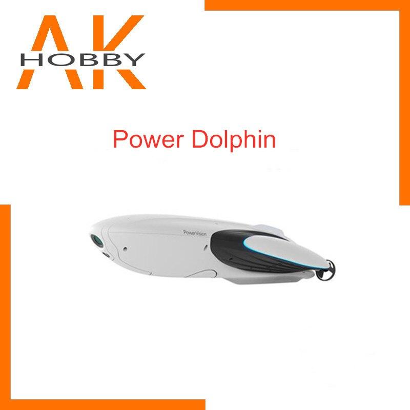 Tüketici Elektroniği'ten Kamera Dronlar'de PowerVision PowerDolphin ROV sualtı balıkçı teknesi ile 4K UHD kamera deniz uzaktan kumandalı sualtı title=