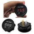 Hot Sale 12V-24V LED DC Digital Car Motorcycle Display Voltmeter Meter Useful Tool