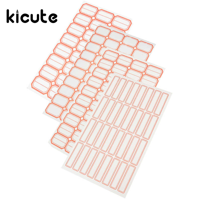 Kicute 70Sheets/Pack Self-adhesive Blank Label Paper Price Sticker Stationery Mark Sticker For Office Stores Libraries Supplies обогреватель ballu bec ezmr 1500