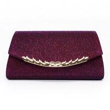 Woman Evening Bag 2019 Luxury Handbags Party Banquet Glitter