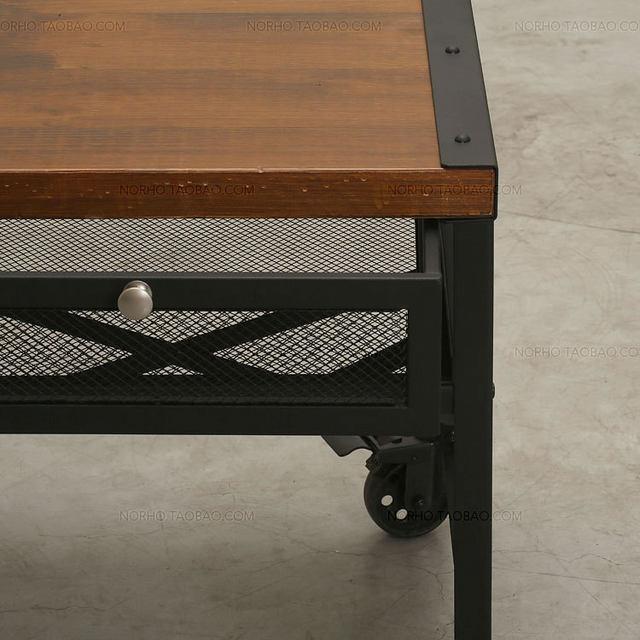 Tienda Online La aldea de muebles retro, la moda clásica de madera y ...