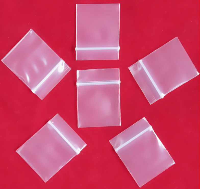 100pcs Wires Shop Accessories Resealable Packing Zipper Bags Zip Lock 2x3cm Plastic Seal Small Mini White Block Bags Industrial