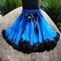 Юбка девушки кружева гренадином юбка детей летом крюк мини-юбка 0 - 11 лет дети новинка юбка PETS-110