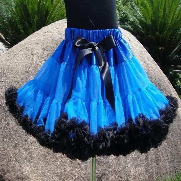 Skirt Girls Lace Grenadine Skirt Children Summer Hook miniskirt 0-11 Years Kids new Fashion pettiskirt PETS-110