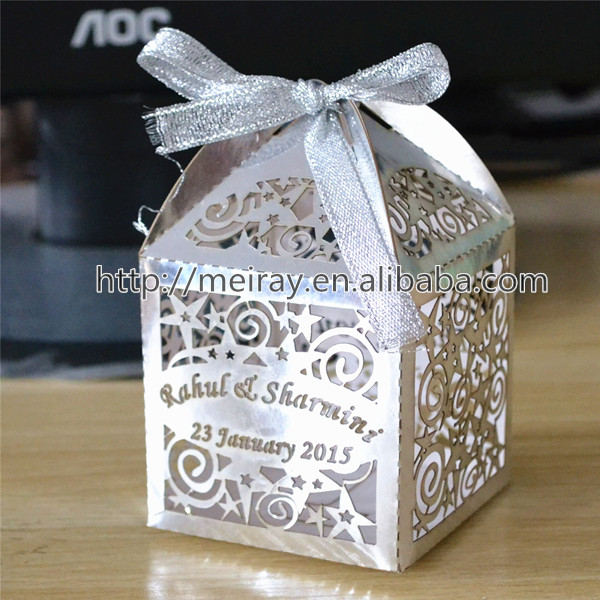 Wedding Gifts Wholesale: Wholesale Wedding Favours Gifts Laser Cut Wedding Favor