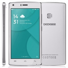 Doogee X5 MAX Mobile Phone 5 Inch 1280×720 HD MTK6580 Quad Core Andriod 6.0 1GB ROM 8GB RAM 8MP CAM 3G WCDMA Fingerprint ID