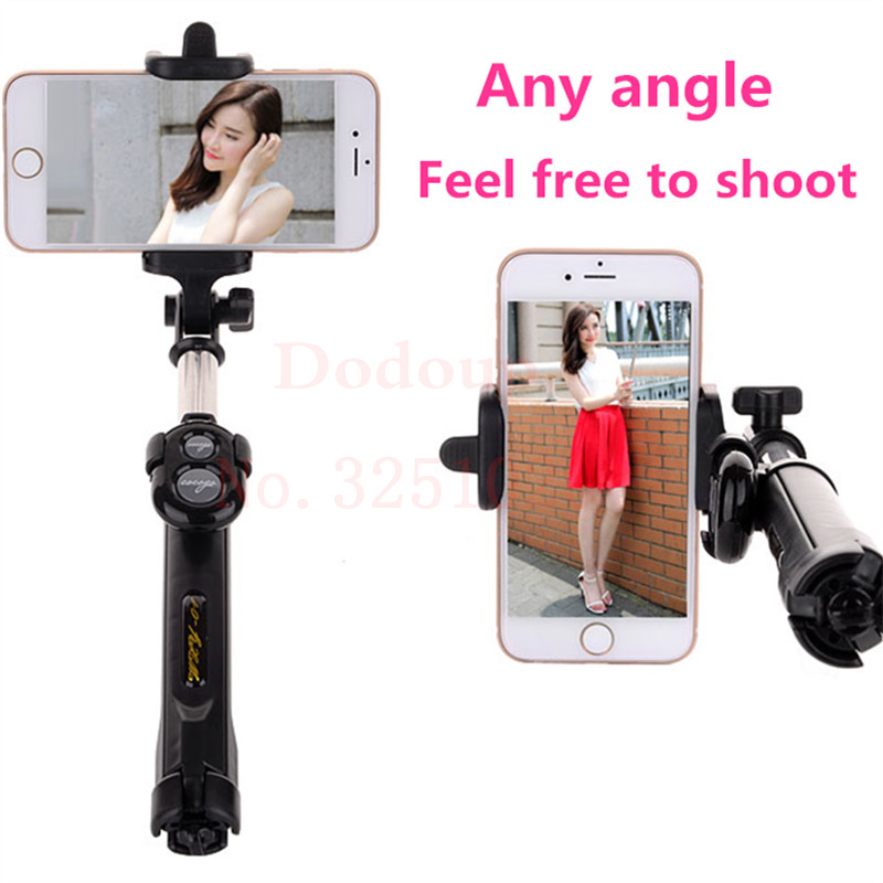 FGCLSY 3 in 1 Wireless Bluetooth selfie stick tripod for iPhone Universal Handheld Monopod Remote Shutter mini Selfie Stick