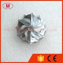 TD04HL 49189-x 20 T высокопроизводительный Турбокомпрессор алюминий 2068/рабочее колесо компрессора 47,04/58,00 мм 6+ 6 лопастей для 49189-07220