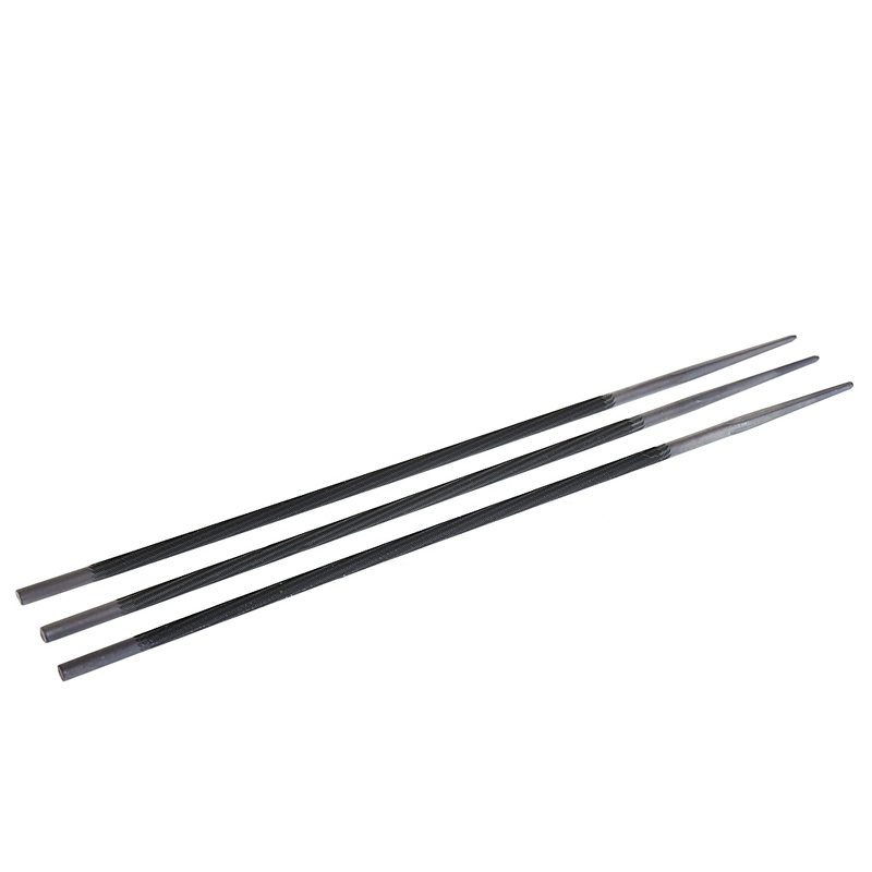 Werkzeuge 3x Pro 4mm Runde Kettensäge Kette Dateien Einreichung Spitzer Für Holz Neue 2017