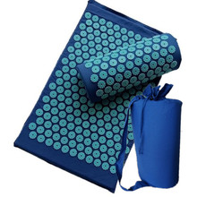 Health Care Massage Cushion Acupressure Mat Relieve Stress P