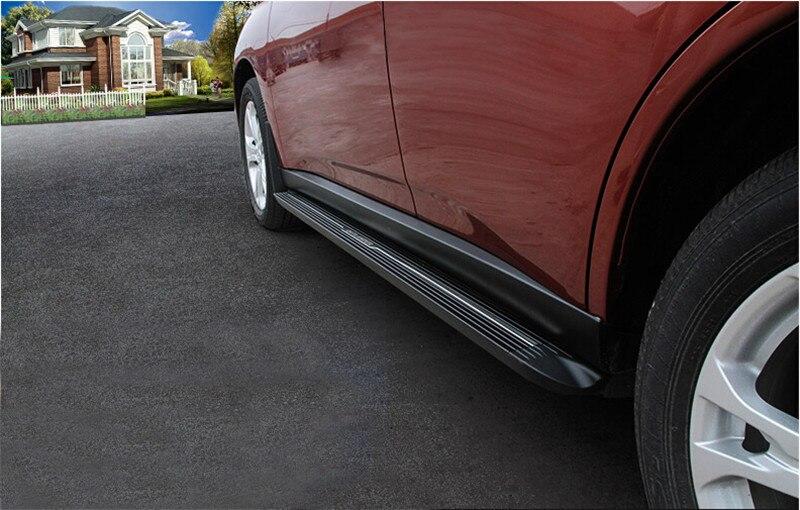 New Design Aluminium Running Board Side Step Nerf Bar Suitable FOR Volkswagen VW Tiguan 2010 2015