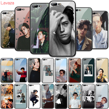 Lavaza riverdale cole sprouse Jughead Jones Tempered Glass Soft Cover for iPhone 6 6S 7 8 Plus 5 5S SE XR X XS 11 Pro MAX Case iyicao jughead jones riverdale soft black silicone case for iphone 11 pro xr xs max x or 10 8 7 6 6s plus 5 5s se
