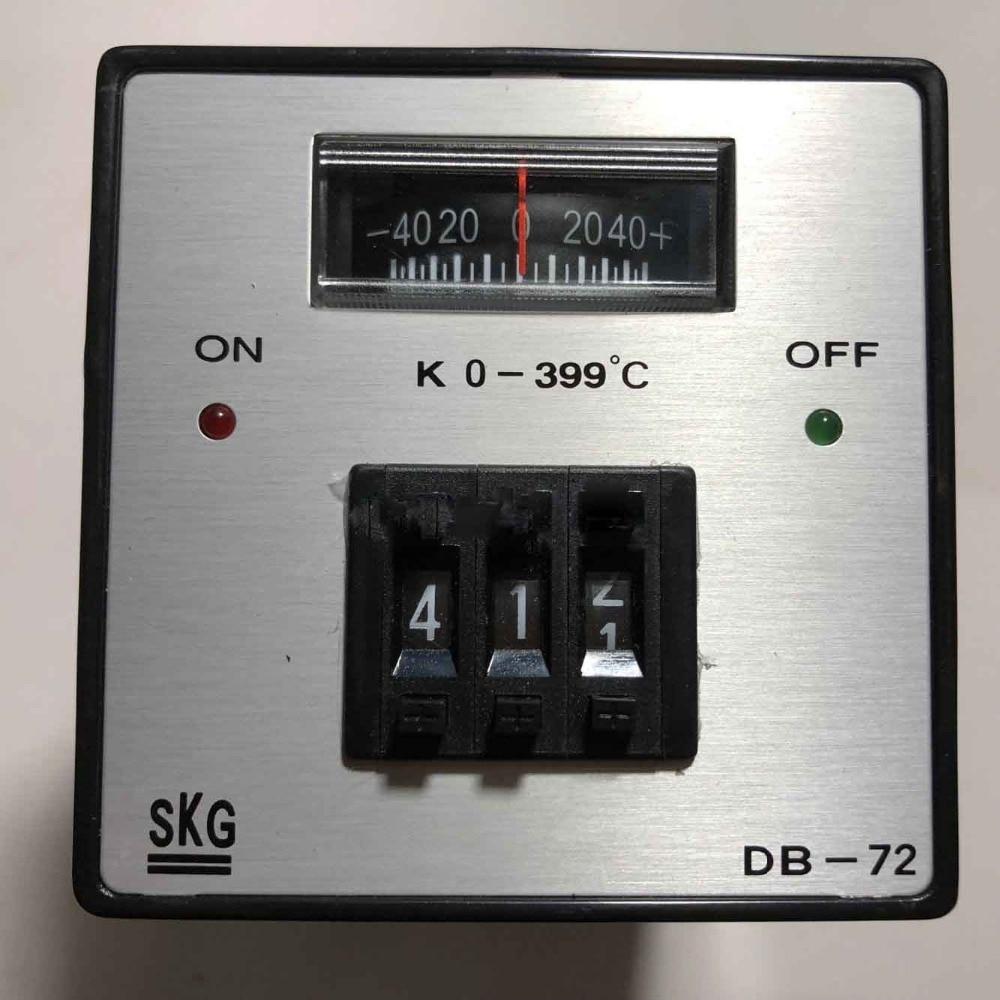 Dia PN-72-WTK temperature controller PN72WTK used for Taiwanese SKGDia PN-72-WTK temperature controller PN72WTK used for Taiwanese SKG