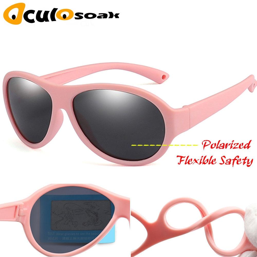 Girls Boy 5 Colors Cartoon Cat Anti UV400 Eyeglasses Toddler Baby Sunglasses BP