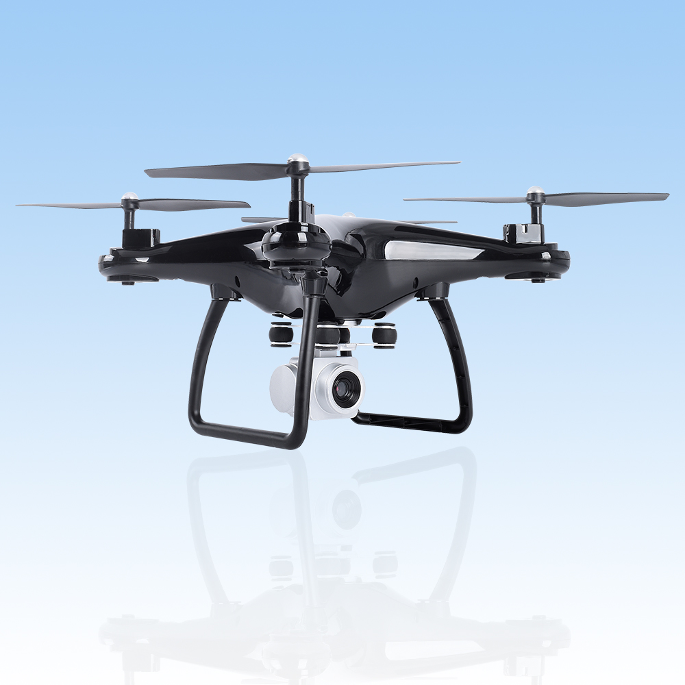 Selfie Drone HD Camera 2.4G 6 Axis Gyro Remote Control Quadcopter Aircraft Helicopter drones White/Black Dron VS S10 SH5 xs809w rc drone hd camera 2 4g 6 axis gyro remote control s9 s8 aircraft helicopter drones white black dron vs xs809w