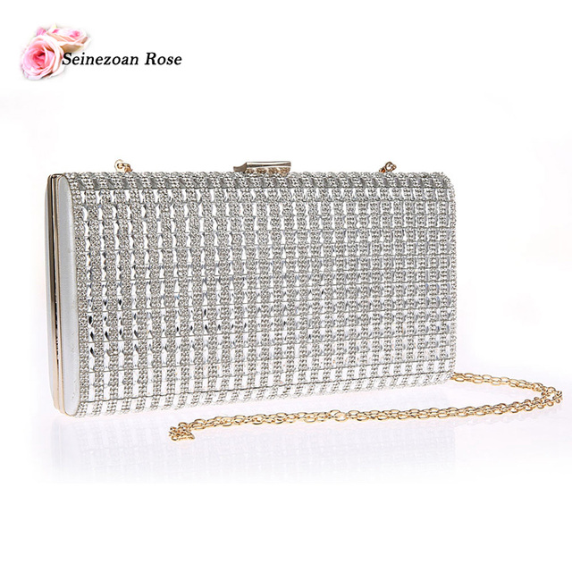 2016 New Fashion Women Flap Bags Evening Wedding Clutch Bags Purses Ladies Shoulder Messenger Small Handbags bolsos sac a main