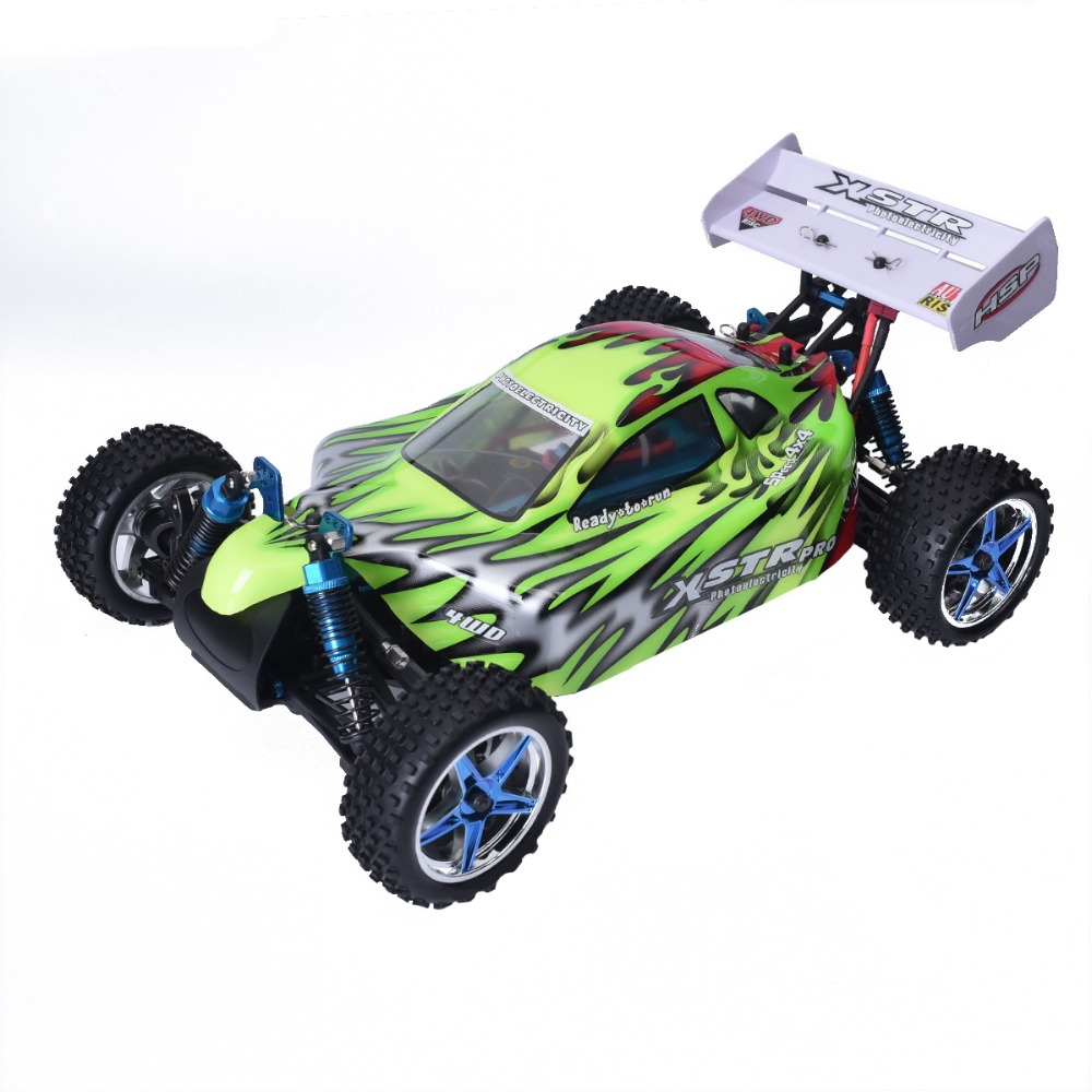 HSP 94107PRO 94107 Rc Car ElectricPower 4wd 1 10 Scale Remote Control Car Road Buggy XSTR