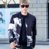 Fanzhuan Free Shipping 2017 New Fashion Casual Male Men S Spring Autumn Long Sleeved Jacket