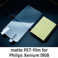 Glossy Clear Lucent Frosted Matte Anti glare Tempered Glass Protective Film On Screen Protector For Philips Xenium I908