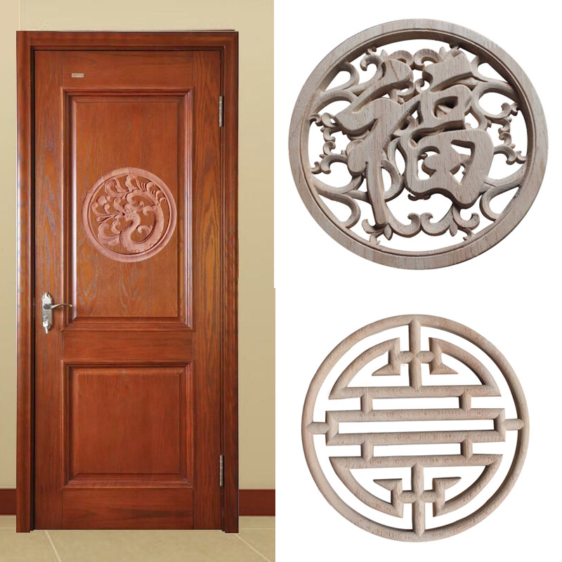 Round Wood Wall Decor popular carved wood wall decor-buy cheap carved wood wall decor