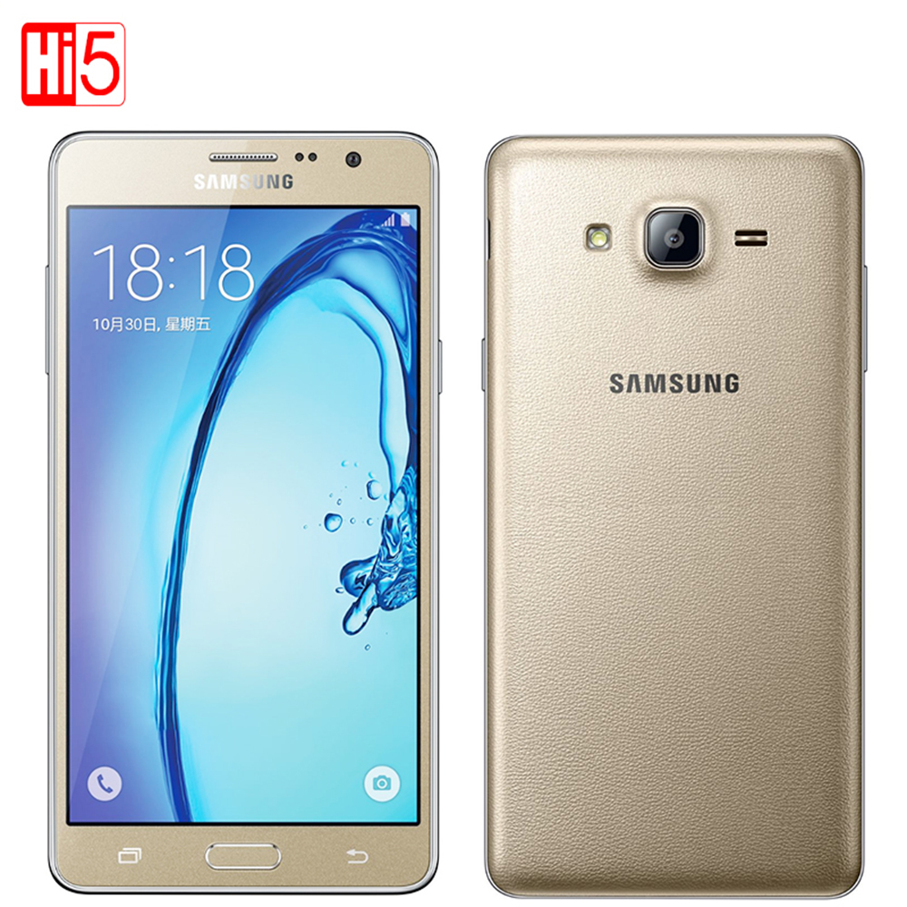 Original Samsung Galaxy On7 G6000 4G LTE Dual SIM Cell Phone 5.5'' inch Android 5.1 Quad Core