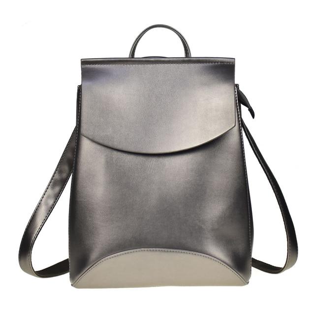 6966f2e79258 Hot2017 Fashion Women Backpack High Quality Youth Leather Backpacks for Teenage  Girls Female School Shoulder Bag