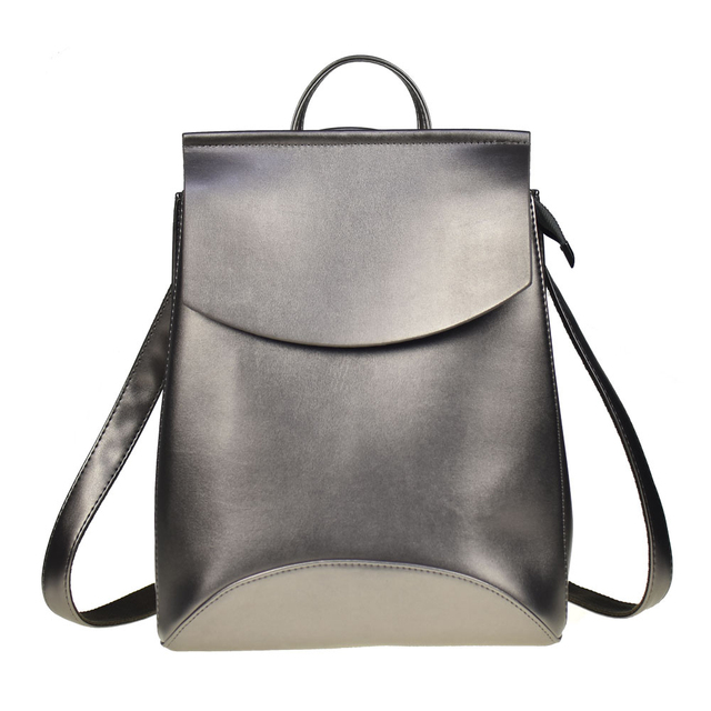 Hot2017 модные женские туфли рюкзак высокое качество Молодежный кожаный Рюкзаки для подростков Обувь для девочек Женский школьная сумка рюкзак Mochila
