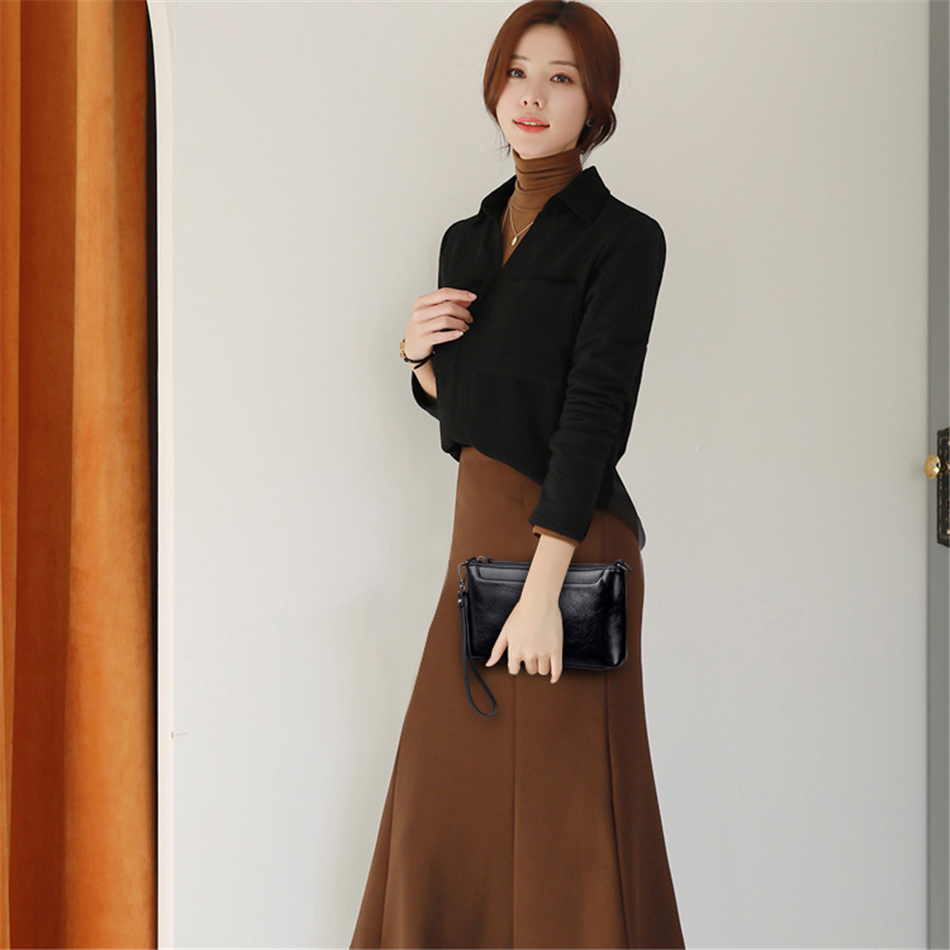 VANDERWAH couro bolsas de luxo mulheres sacos