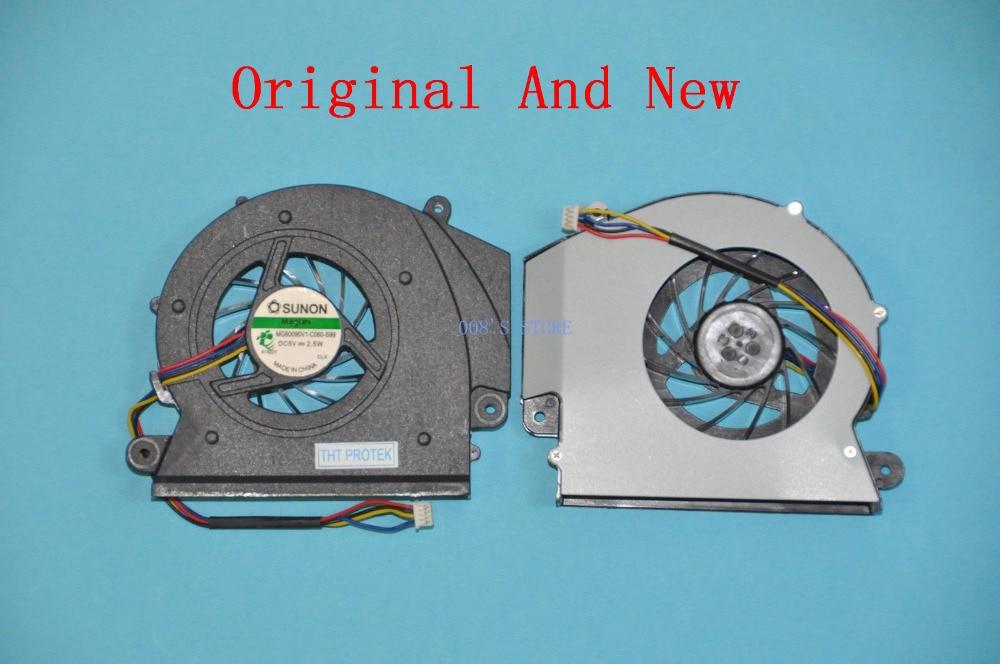 Новый Кулер для ноутбука, вентилятор для Acer Aspire 8920 8920G 8930 8930G, 4 контакта, MF60120V1-C181-S9A