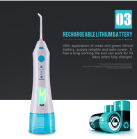 Dental Flosser Oral Irrigator Water Flosser Portable Irrigator Dental Floss Water Floss Pick Dental Water Pick