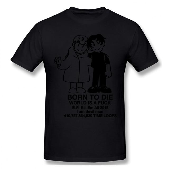 Devilman Crybaby Camisetas...
