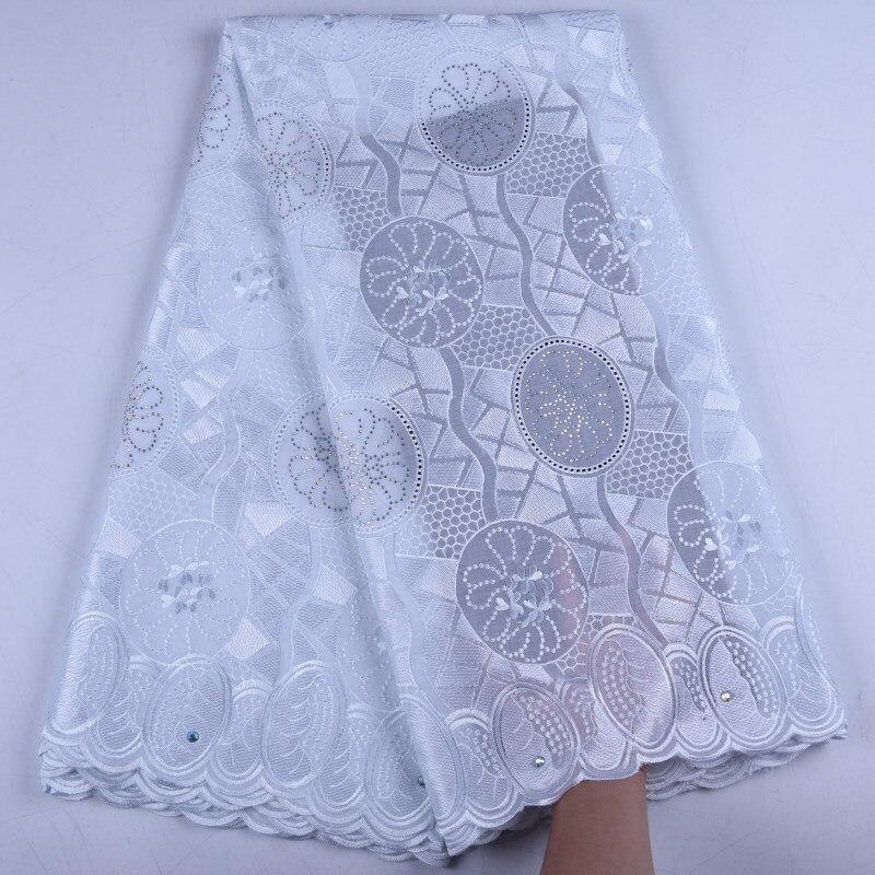 MagiDeal 5 Yard Wide Lotus Floral Stretch Lace Trim DIY Sewing Applique 7cm Black