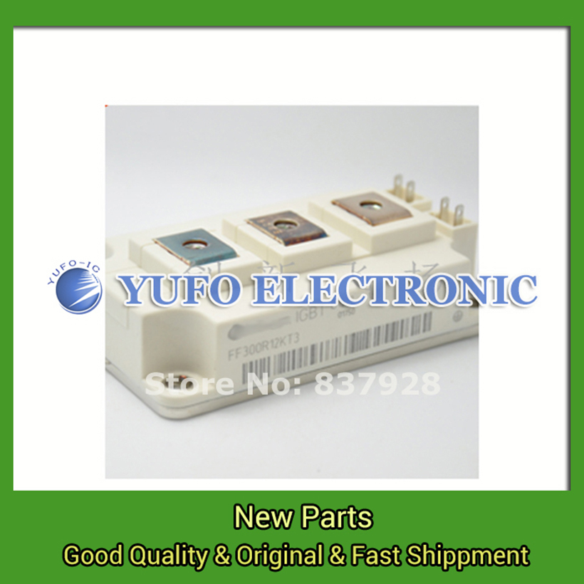 Free Shipping 1PCS FF300R12KT3 Power Modules original new Special supply Welcome to order YF0617 relay free shipping 1pcs skm200gal123dkld power modules original spot special supply welcome to order yf0617 relay