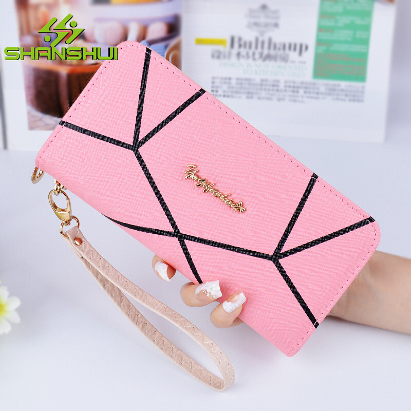 2017 Women Wallet Newest Top Brand Fashion Zipper PU Leather Female Purse Wallets Coin Card Holder Money Bag Porte Monnaie Femme woman wallets designers brand fashion zipper pu leather coin card holder photo holders women purse wallet female purse wallets