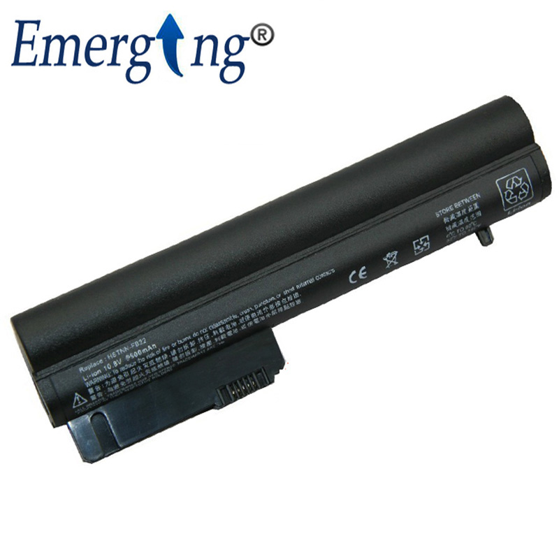 9Cells 10.8V New Laptop Battery for HP Business Notebook 2400 2510p nc2400 EliteBook 2530p 2540P