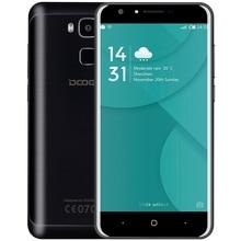 Doogee Y6C Android 6.0 смартфон 5.5 дюймов MTK6737 1.3 ГГц 4 ядра сотовый телефон 2 ГБ + 16 ГБ 8.0MP Фронтальная камера 4 г LTE мобильный телефон