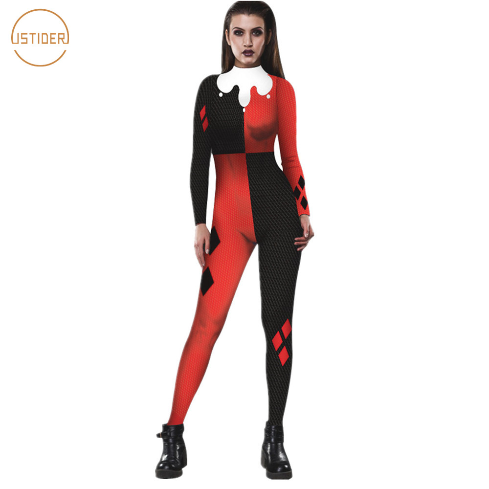 sexy Skelett Jumpsuit