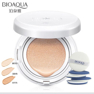 Air Cushion BB Cream Concealer Moisturizing Foundation Whitening Makeup Bare For Face Sunscreen Beauty Makeup