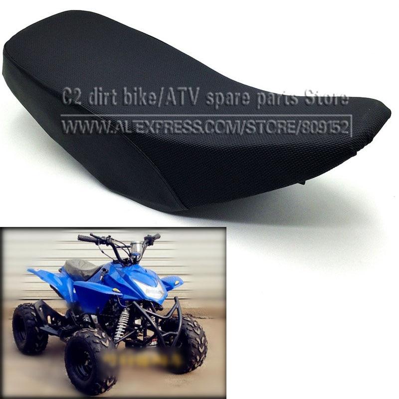 Сиденье для квадроцикла 50cc/70cc/90cc/110cc/125CC, подходит для китайских летающих тигров, внедорожников, четырехколесных автомобилей