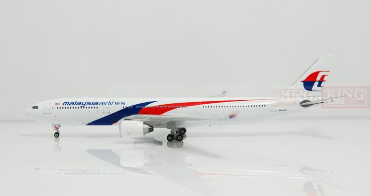 Phoenix 10934 Malaysia Airlines 9M-MTG 1:400 A330-300 commercial jetliners plane model hobby phoenix 11006 asian aviation hs xta a330 300 thailand 1 400 commercial jetliners plane model hobby