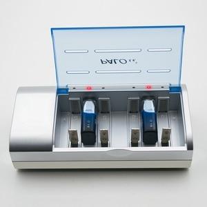 Image 4 - PALO Tempo Determinato Batteria Charger Bateria di Controllo del Timer 9.5 ore Caricabatterie Per Nimh Nicd AA/AAA/SC/C/D/9V Batterie Ricaricabili