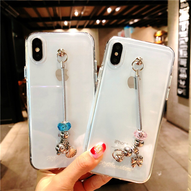 soft cell phone case for iphone X fashion dola pgone case beautiful phone case for girls colorful soft phone protector for ip 8p