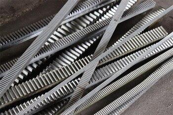 150 Piezas 1M 1,0 Mod 10*10*1500mm Molde Engranaje De Estímulo Bien Los Dientes Cnc Rack (dientes Rectos) Dientes De Rack