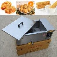 Kommerziellen 25L kapazität huhn druck friteuse spirale kartoffel braten maschine-in Elektrische Friteusen aus Haushaltsgeräte bei