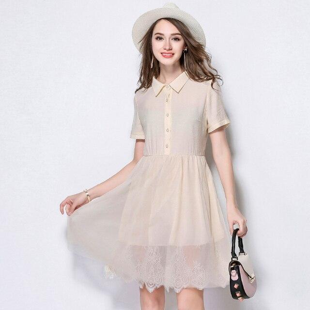 4212011fa 5xl Camisa de moda de verano nuevas camisas de las mujeres patrón de  vestido Mostrar thin