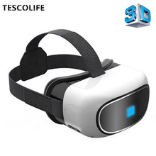 G200 Immersive VR BOX 5 Inch Quad Core 1GB RAM 8GB ROM Bluetooth 4.0 Virtual Reality 3D Glasses with 5000mAh Battery