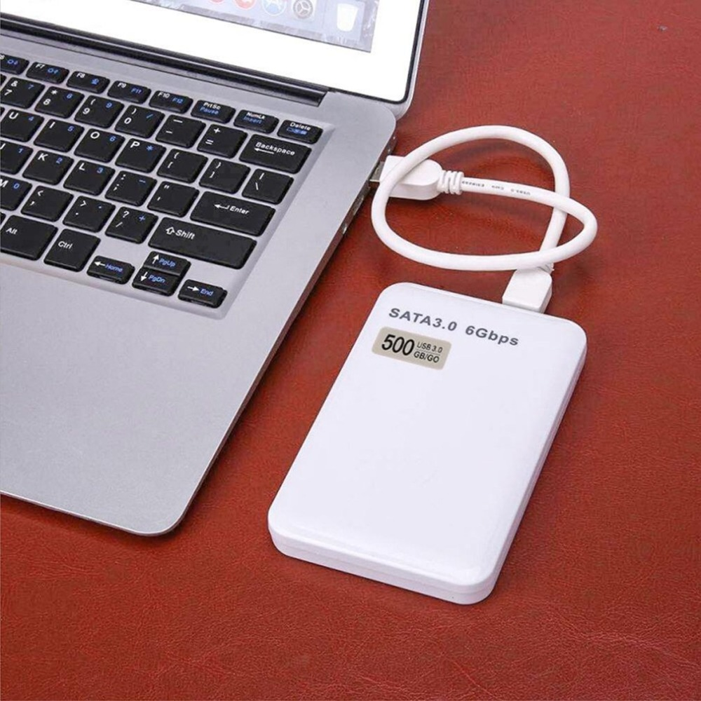 USB 3.0 External Hard Disk Drive High Speed USB3.0 Portable HD Hard Disk 500GB 1TB Storage Devices for Laptop Desktop