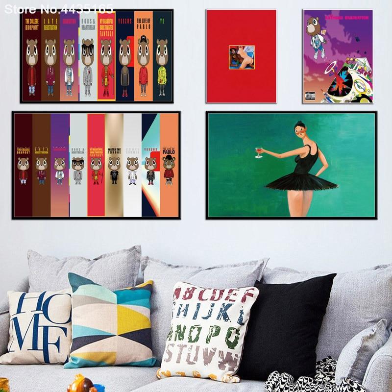 New Custom Lil Skies Silk Poster Wall Decor