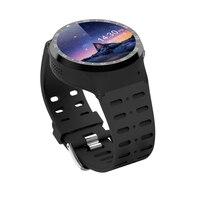 Смарт часы телефон с камерой Wi Fi Bluetooth умные часы монитор сердечного ритма PK KW88 Спорт фитнес трекер носимые устройства