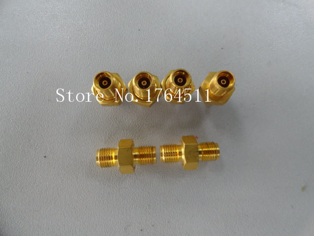 [BELLA] Imported DC-26.5GHZ 3.5mm 3.5mm Hollow Connector Adapter
